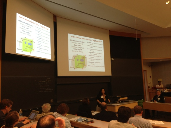 Day 3 - MIT Chief Data Officer & Information Quality Forum